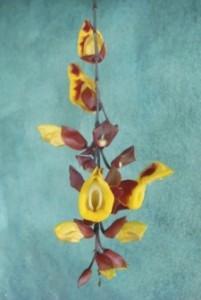 Flowers of Guatemala desk calendar donation $20