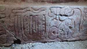 Name Glyph of Ajwosaj (Foto: F. Estrada-Belli)